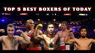 Топ 5 лучших боксёров современности!