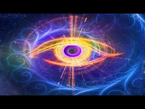 BE STILL - Feeling God's Presence | Prayer Music Talk To The Universe | 852 Hz - Crystal Clear Mind