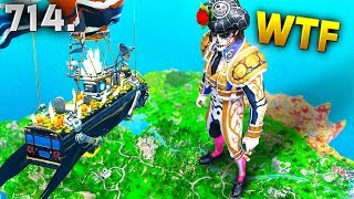 Fortnite Funny WTF Fails and Daily Best Moments Ep.714