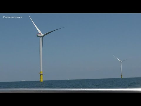 Dominion Energy completes offshore wind project