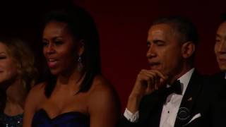 Aretha Franklin You Make Me Feel Like A Natural Woman   Kennedy Center Honors 2015