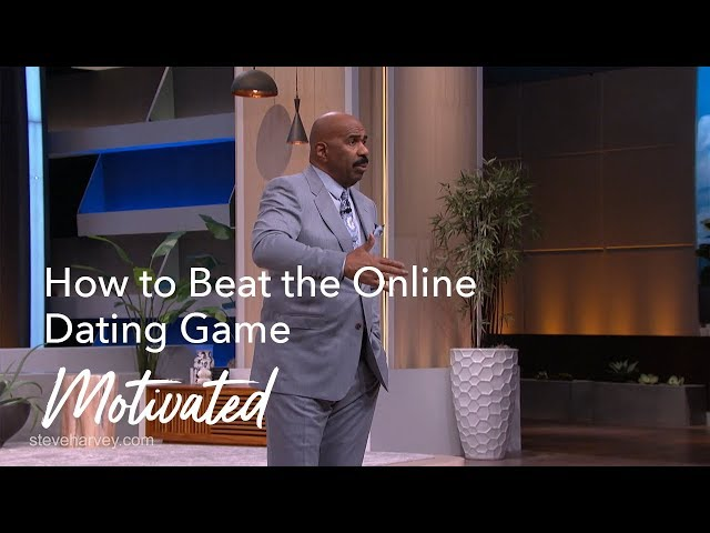How To Beat The Online Dating Game | Steve Harvey