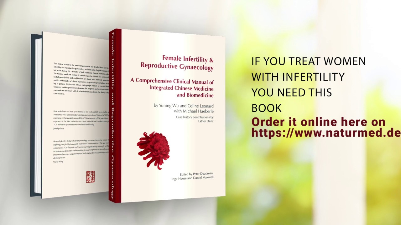 Infertility & Reproductive Gynaecology by Yunung Wu, C. Leonard and M. Haeberle.