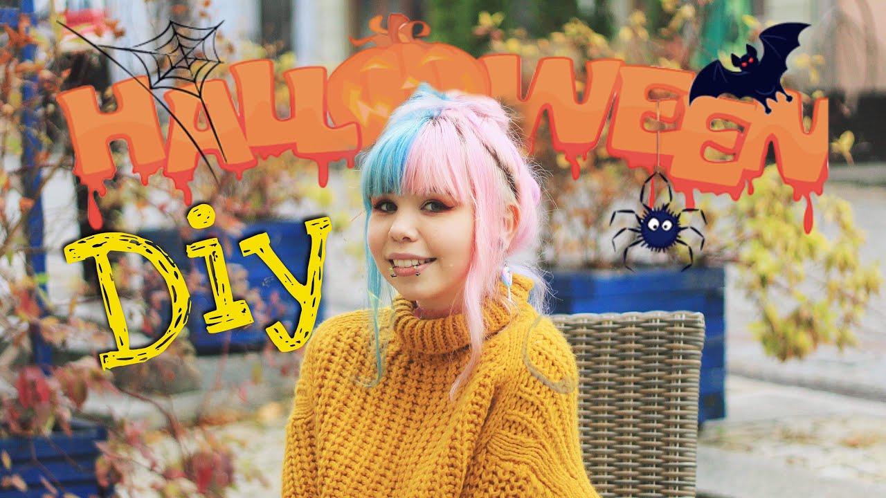 PROSTE DIY na Halloween dla każdego!