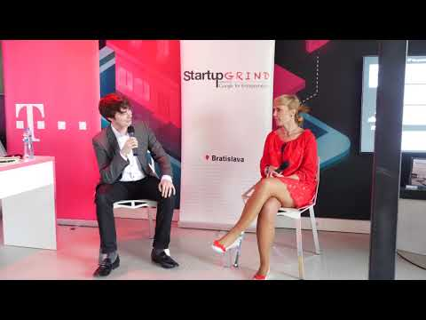 Tatiana Ondrejková (Pelikan.sk) at Startup Grind Bratislava