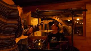 Scott Weis & Friends - Georgia [clip] (WaterWheel Blues Jam 7/5/18)