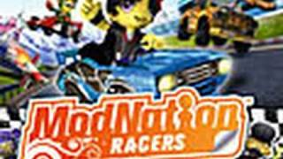 CGR Undertow - MODNATION RACERS for PS3 Video Game Review