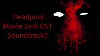 22. A Face I Would Sit On - Junkie XL - Deadpool 2016 Soundtrack Ost