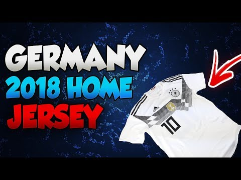 World Cup 2018 Adidas Home Germany Özil Jersey Unboxing + Review From Subside Sports