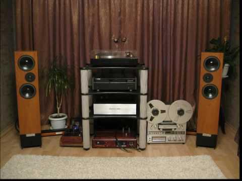 Living Voice Avatar, SE EL84, Marantz CD-80, Tube DAC 1541S1. Blue Note sessions Nigel Kennedy
