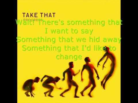 Take That-Wait with lyrics