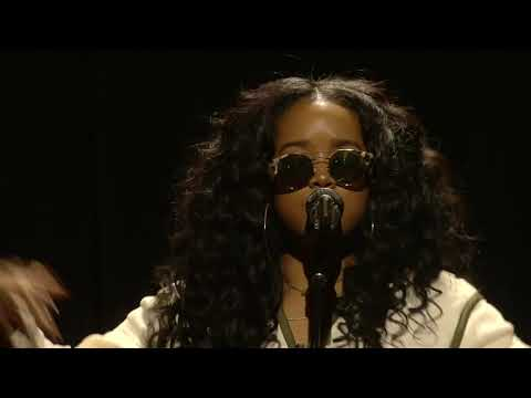 H.E.R. I Used To Know Her Tour LIVE In Los Angeles