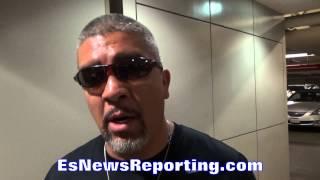 Joel Diaz: I WILL NOT WORK WITH TIMOTHY BRADLEY AGAIN! EsNews …