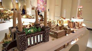 London: Miniaturformat aus Lebkuchen