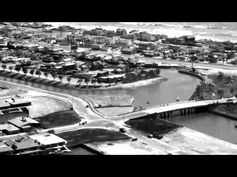 Huntington Harbour Aerial Photo Taken August 25, 1962