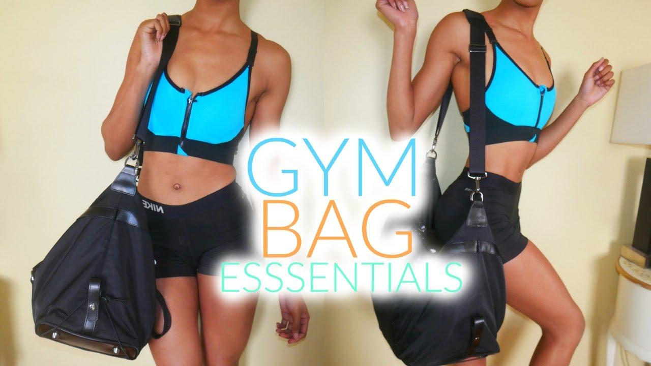 25316a18da52 What s In My PERSU Gym Bag