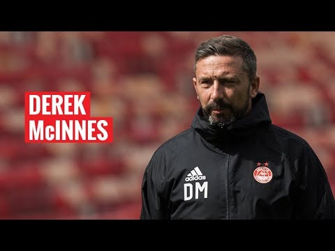 Derek McInnes Interview
