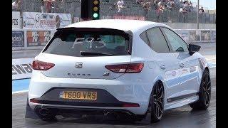 VRS Performance 580bhp Seat Leon Cupra 280 TSI