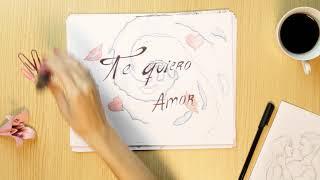 Carlos Giron - Te Quiero Amor (Lyric Video)