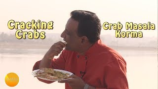 Crab Masala Korma -  How to cook Crab Curry