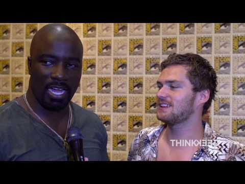 Interview with The Defenders - ThinkGeek SDCC 2017