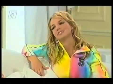 Vernon Kay interviews Britney Spears part 1