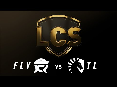 FLY vs. TL - Week 3 Day 1 | LCS Spring Split | Flyquest vs. Team Liquid (2019)