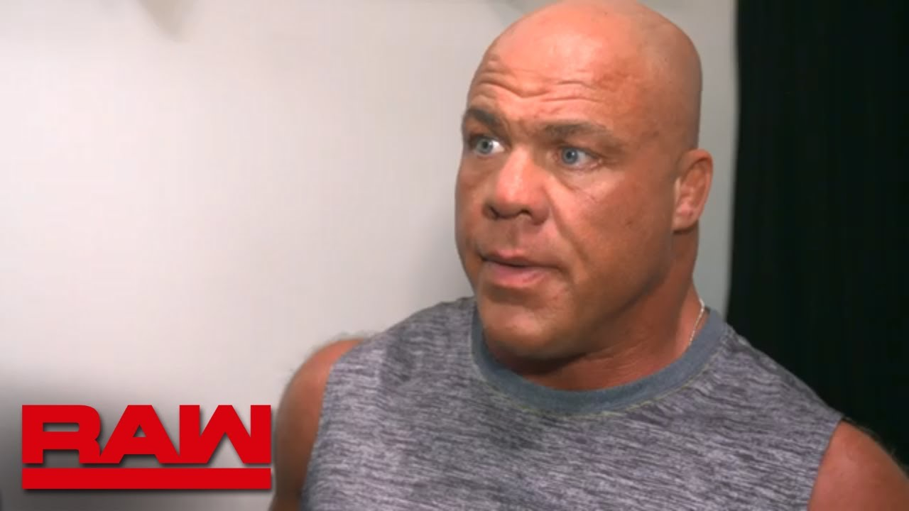 Kurt Angle on what it means to become King of the Ring: Raw Exclusive, Aug. 12, 2019