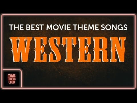 1h of the best Western Movie Theme Songs (Alamo, Dollars Tri