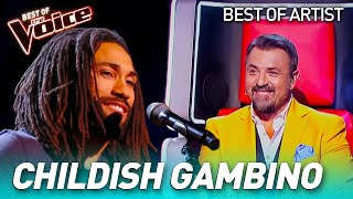Are these the most SHOCKING CHILDISH GAMBINO covers in The Voice?