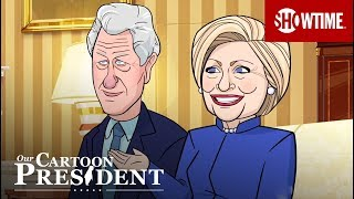 'The Keys To A Lasting Marriage' Ep. 12 Official Clip | Our Cartoon President | SHOWTIME