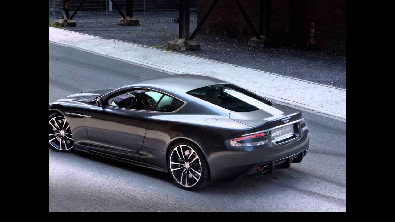 2010 edo competition aston martin db9 to dbs program