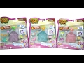 Animal Jam Series 2 Adopt a Pet 5 Packs Unboxing Toy Review