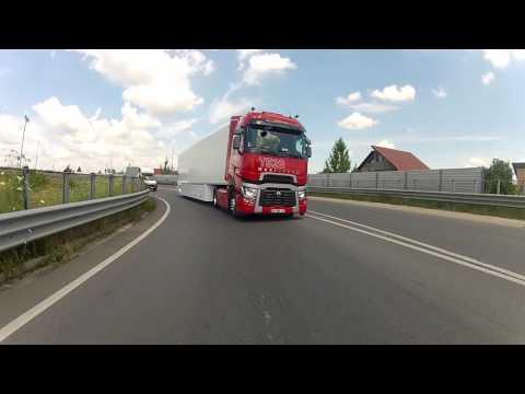 VIDEO - Test cu Renault Trucks T520 Maxispace