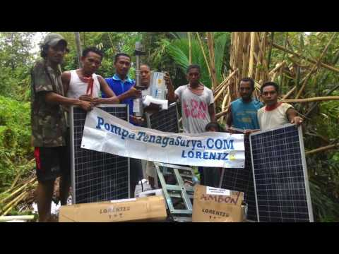 PS 200 Solar Pump By Sinar Harapan - Indonesia