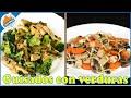 Receta 3 x 1, 2 guisados con muchas verduras, económicos, sencillos y saludables, pollo y pescado