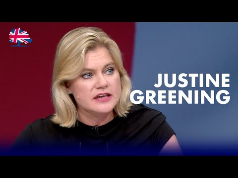 Justine Greening: Speech to Conservative Party Conference 2015 ...