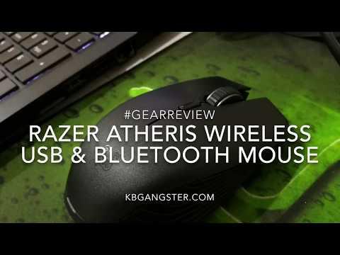 GearReview] รีวิว Razer Atheris Mouse ตัวเล็กเชื่อมต่อไร้สาย