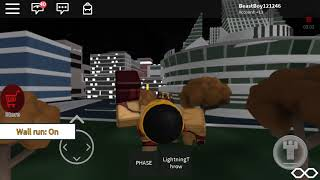 Roblox Flash CW Heroes Race part 2