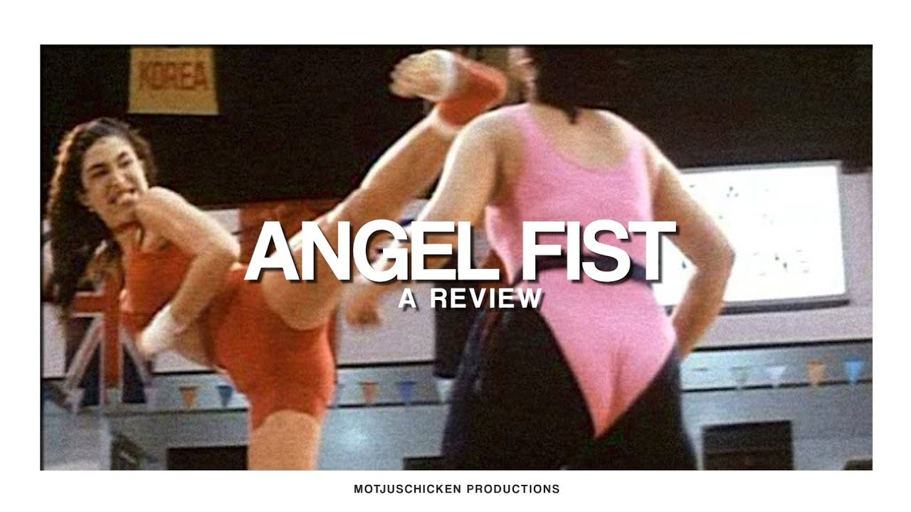"""Angelfist a movie review - """"angel fist"""""""