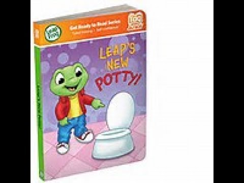 Leap's New Potty