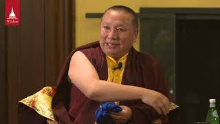H E  Gharwang Rinpoche on Sacred Objects