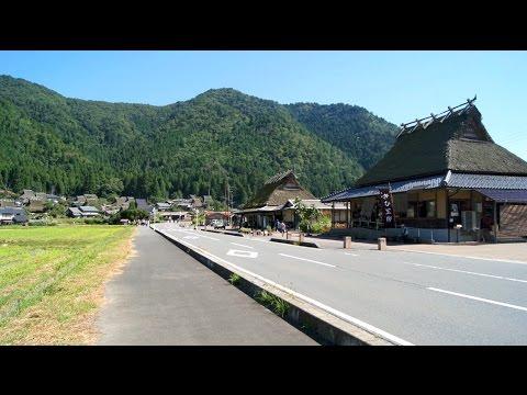 京都府道38号(京都広河原美山線...
