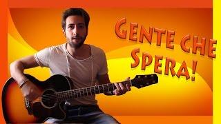 tutorial chitarra ➔ gente che spera   articolo 31 accordi facili ita