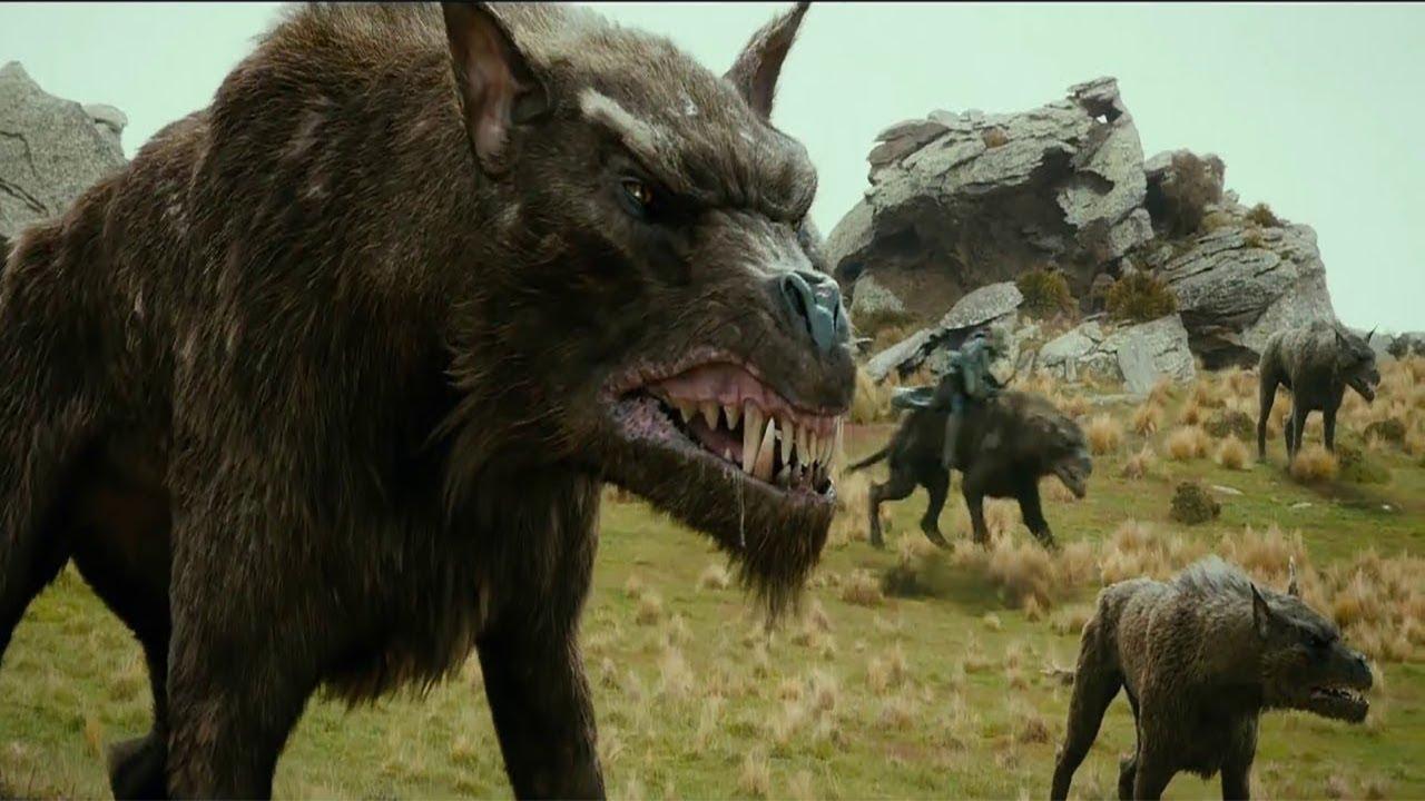 فيلم الكلاب المتوحشة