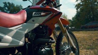 Обзор мотоцикла эндуро IRBIS TTR 250R(Обзор мотоцикла эндуро IRBIS TTR 250R., 2014-09-30T22:47:15.000Z)