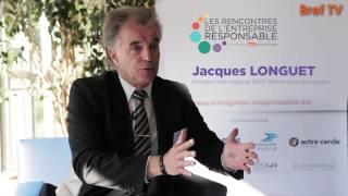 Rencontres RSE : Jacques Longuet, ERDF Rhône-Alpes Bourgogne