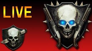 Knife To Shotguns Live | BO2 Zombies | Testing Ranking System