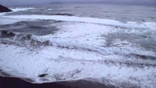 Waves by The Bluff, Tristan da Cunha