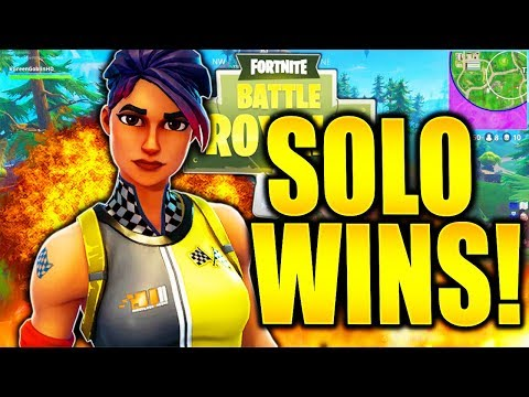 HOW TO GET 15+ KILL SOLO WINS IN FORTNITE TIPS AND TRICKS! HOW TO IMPROVE AT FORTNITE BATTLE ROYALE!